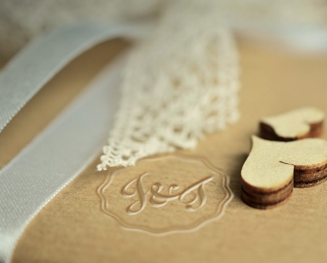 Embossing Press in action 4